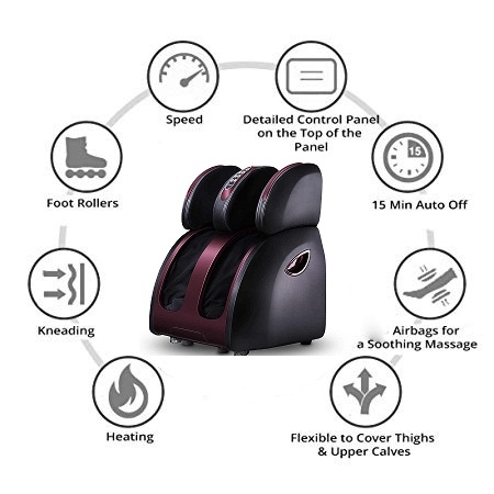 Foot To Thigh Massager