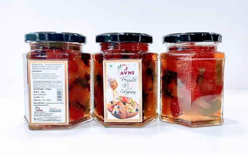 Dehydrated Fruits Honey