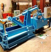 Hydraulic Scrap Baling Press (Triple Action)