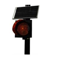 Solar Traffic Warning Blinker