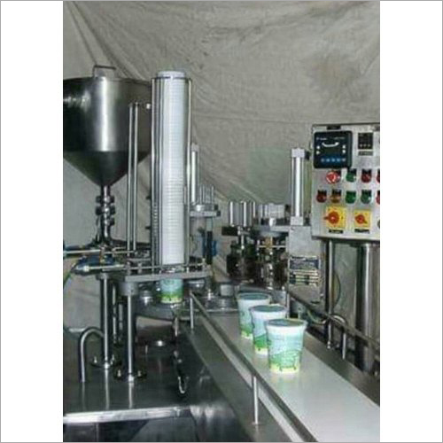 Plastic Cup Filling Machine