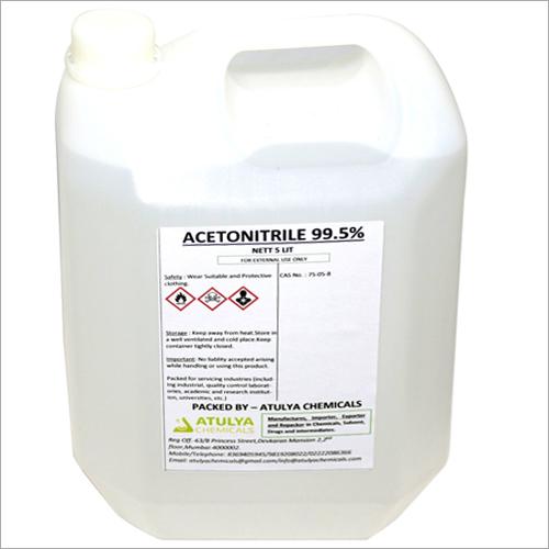 99.5%  5 Ltr Acetonitrile