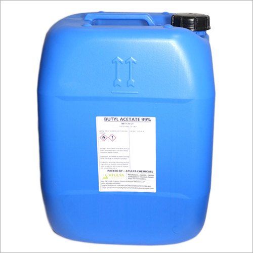 99% 25 Ltr Butyl Acetate