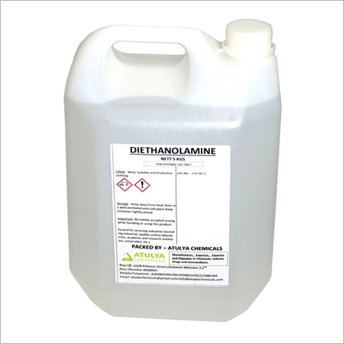 5 Kgs Diethanolamine