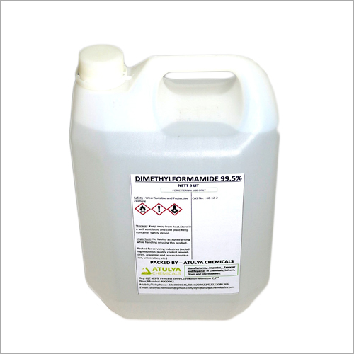 99.5% 5 Ltr Dimethylformide