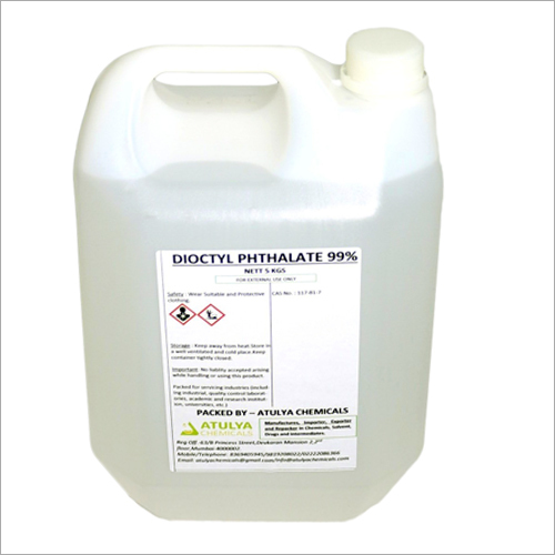 99% 5 Kg Dioctyl Phthalate