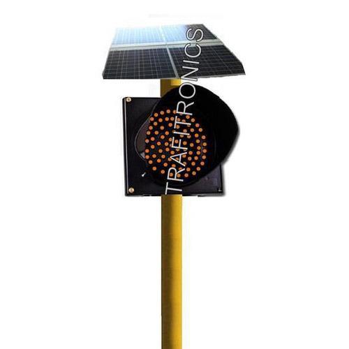 Traffic Solar Amber Blinker
