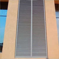 Aluminium Window Air Louver
