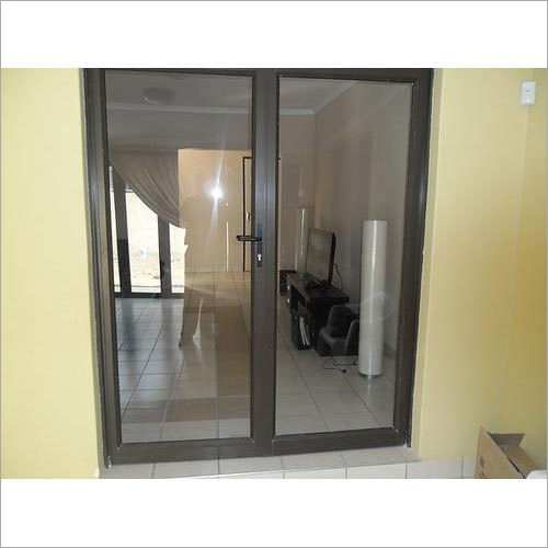Aluminium Entrance Door