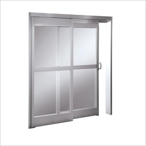Aluminium Glass Sliding Door