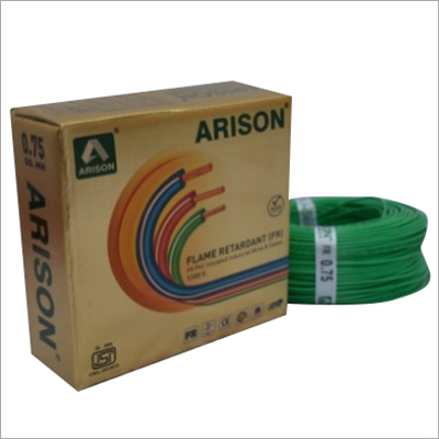 0.75 FR PVC Isulated Copper Wire