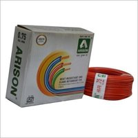 HR FR PVC Isulated Copper wire
