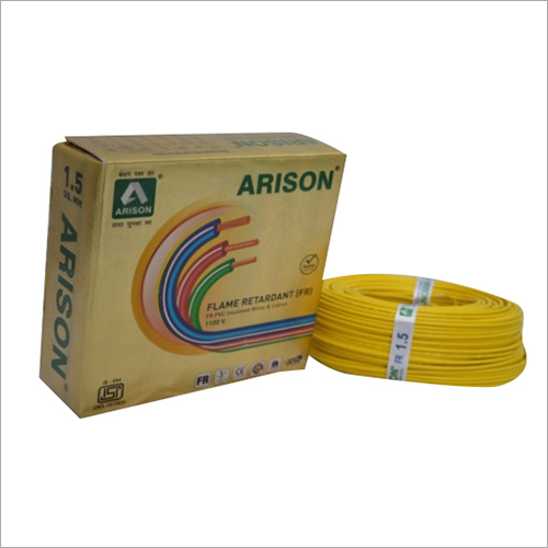 1.5 SQ.MM PVC Insulated Wire