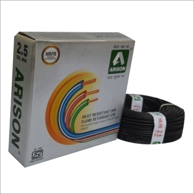 2.5 SQ.MM Heat Resistant PVC Insulated Wire