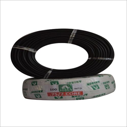 2 Core 0.75 SQ.MM PVC Insulated Wire