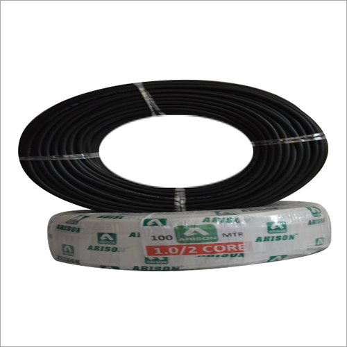2 Core 1.0 SQ.MM PVC Insulated Wire