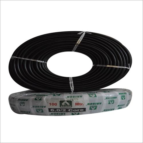 2 Core 6.0 SQ.MM Aluminium wire