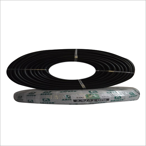 4 Core 2.5 SQ.MM PVC Insulated Wire