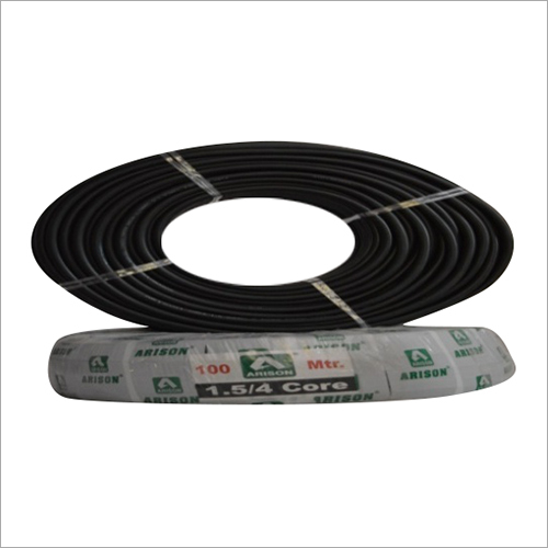 4 Core 1.5 SQ.MM PVC Insulated Wire