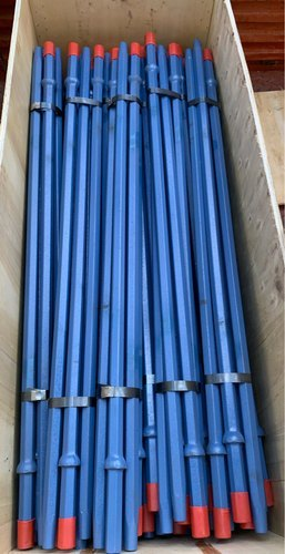 Blue Drill Rods