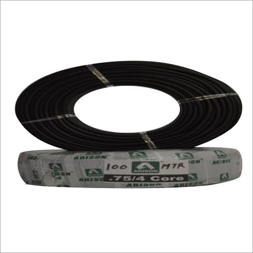4 Core 0.75 SQ.MM PVC Insulated Wire