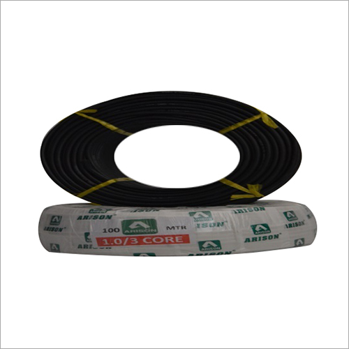 3 Core 1.0 SQ.MM PVC Insulated Wire