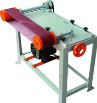 Glass Polishing Machine-(Belt Type) (With Motor) Heavy Duty