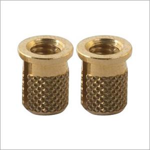 Round Threaded Brass Inserts