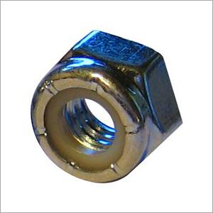 Brass M6 Hexagonal Nut