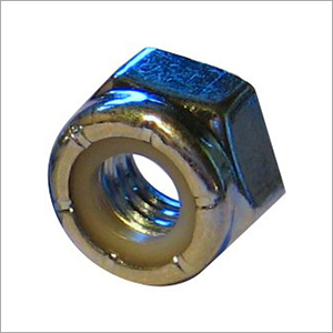 Brass M6 Hexagonal Nut