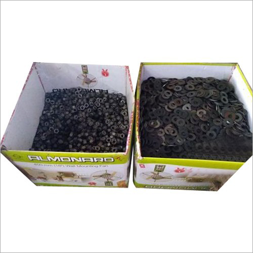 Mild Steel Flat Washer