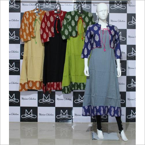 Women Cotton Koty Kurti