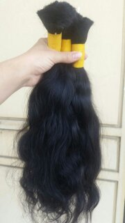 Virgin Natural Wave Human Hair