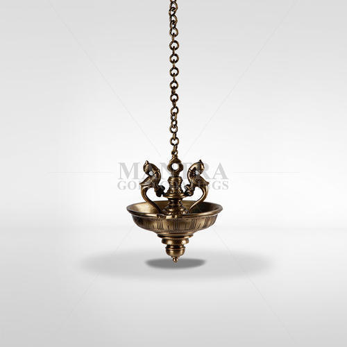 Antique Hanging Diya