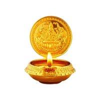 Gajalakshmi Lamp Small