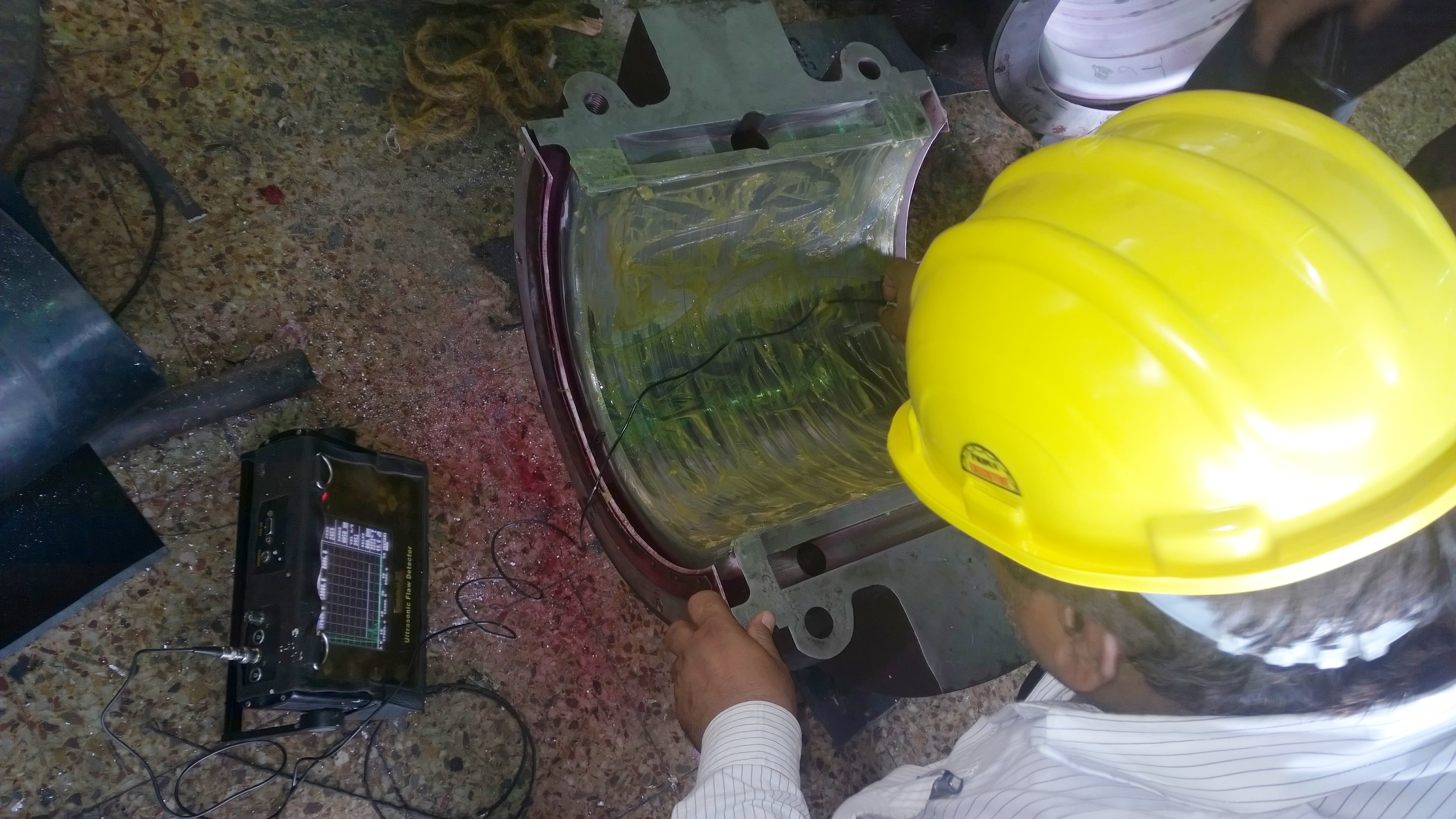 Non Destructive Testing Services