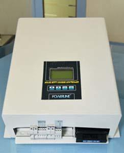 120 V MPPT Solar Charge Controller