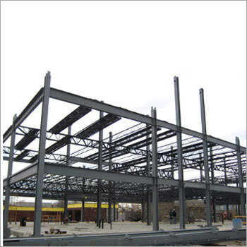 Fabricated Steel Structures
