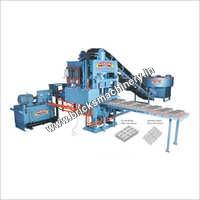 Semi Automatic Fly Ash Bricks Machine