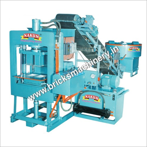 High Pressure Bricks Making Machine