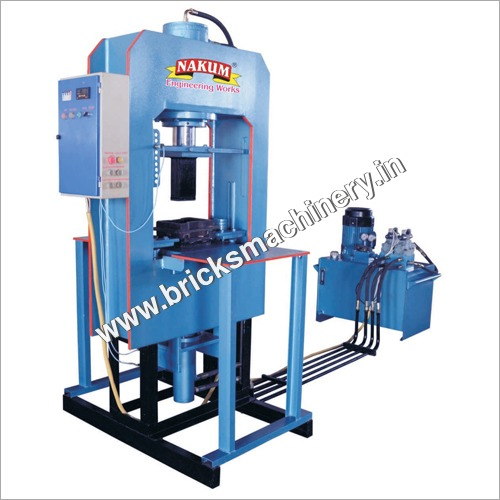 High Pressure Paver Block Making Machine