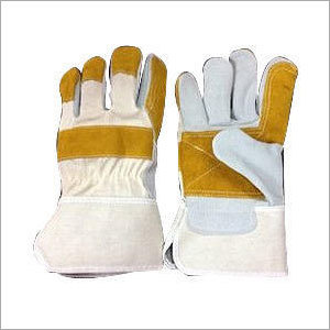 New Leather Palm Gloves