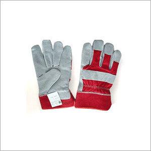 New Split Leather Gloves