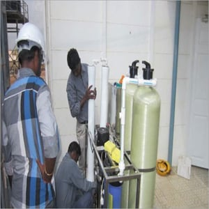 Water Treatment Plant Installation And Repairing Service