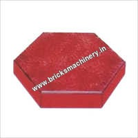 Hexagon Paver Moulds