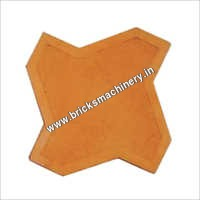 Star Paver Moulds