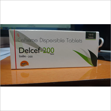 Delcef -200 Tablet
