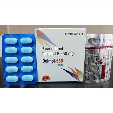 Delmol -650 Tablet