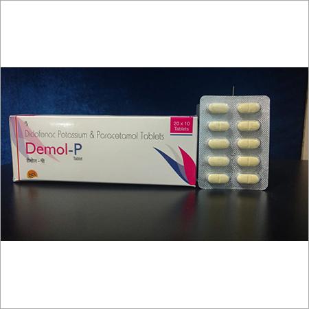 Delmol-P Tablet