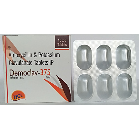 Democlav-375 Tablet
